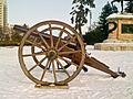 Brass cannon in iasi romania.jpg