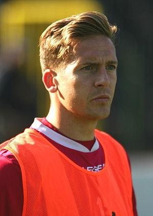 Brian Howard (footballer) - In PFC CSKA Sofia colours, 2013