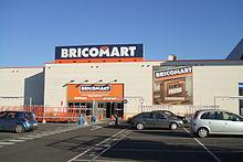 Bricomart wikipedia la enciclopedia libre for Bricoman wikipedia