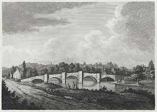 Bridge and Castle of Usk