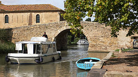 Bridge over the Canal du Midi