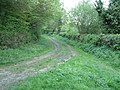 Bridleway near The Lee - geograph.org.uk - 167377.jpg