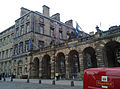 British and Scottish flags at Edinburgh City Chambers.jpg