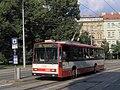 Brno, Údolní, Škoda 14Tr č. 3242.jpg