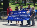 Bronx Community Board 7 members at the 2017 Bronx Day parade IMG 2063a HLG.png