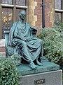 Bronze sculpture of William Pitt the Younger, Cambridge - geograph.org.uk - 2701809.jpg