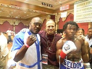 Bruce Seldon American boxer