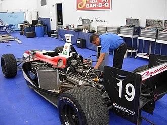 Bruno Junqueira - Junqueira's 2007 Champ Car