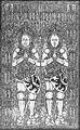 Brussel, KMKG, grafplaat Jan en Gerard van Heers (14e eeuw) s153 r3937.jpg