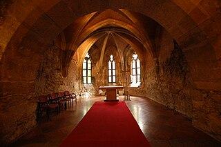 Palace Chapel (Buda Castle)