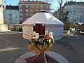 Budapest XII. Christmas Fair,Yurt.JPG