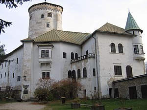 Upper Váh region -  Budatín castle