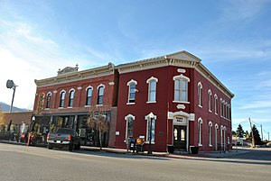 Buena Vista, Colorado - Town Hall