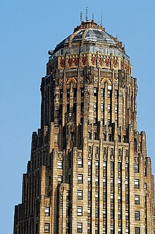 Architecture Of Buffalo, New York