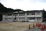 Building of Okuyamada Elementary school's site in Okuyamada, Ujitawara, Kyoto August 11, 2018 01.jpg