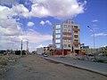 Buildings in Qom ساختمان های مسکونی، خیابان عدالت قم.jpg