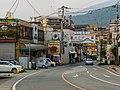 Buildings on Misaka-Michi, Funatsu 20130813 3.jpg