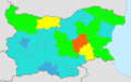 Bulgaria total fertility rate by region 2014.png