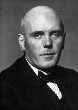 Paul Troost - Troost in 1930