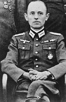 Reinhard Gehlen German general