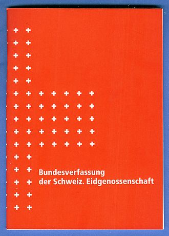 """Human rights in Switzerland - The Swiss Federal Constitution of 1999 has a chapter entitled """"Fundamental Rights, Civil Rights and Social Goals""""."""