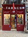 Bureau de tabac, rue de l'Horloge (Auxerre).jpg