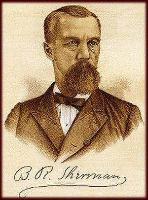 Buren R. Sherman - Image: Burensherman