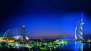 Burj Al Arab and Jumeirah Beach (9601659067).jpg