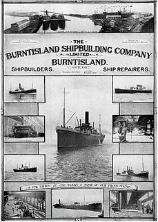 Burntisland Shipbuilding Company company