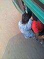 Bus from Puri to Konark (8748084740).jpg