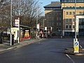 Bus stops at Southampton Central Station - geograph.org.uk - 1732354.jpg