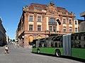 Buss i Stora Torget, Uppsala.jpg