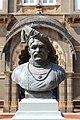 Bust of Rajarshi Shahu Maharaj 03.jpg