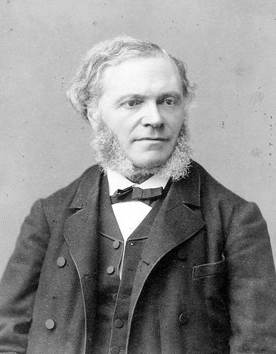 Picture of a band or musician: César Franck