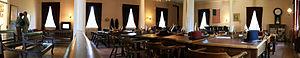 Benicia Capitol State Historic Park - Image: CA Benicia Capitol Senate Ch