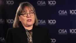 Fitxategi:CAM Video- 2018 Nobel Laureate Donna Strickland.webm