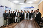 CEO PESCO Syed Hassan Fazil inaugurates Revenue Protection Cell PESCO (16524451548).jpg