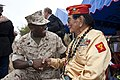 CMC and SMMC at Iwo Jima 150321-M-SA716-313.jpg