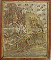 COLLECTIE TROPENMUSEUM Schildering voorstellende een geluksboom en een godheid TMnr 809-143.jpg