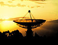 CSIRO ScienceImage 2337 Sunset at The Dish.jpg