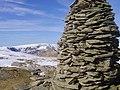 Cairn on Artle Crag. - geograph.org.uk - 1747359.jpg