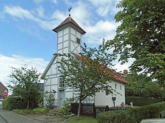 Calberlah - Lutheran chapel
