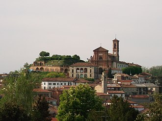 Calliano, Piedmont - Image: Calliano