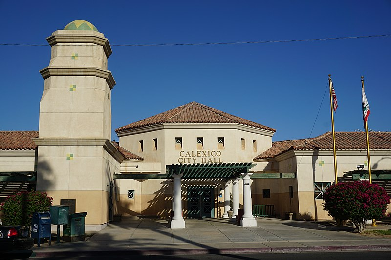 File:Camp Salvation, today City Hall of Calexico.jpg