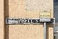 Campbell St sign, Oban, July 2020.jpg