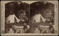 Camping scene and a boat, by W. T. Richardson.png
