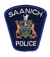 Canada - BC - District of Saanich Police Patch (navy blue background).jpg