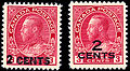 Canada KGV 2cents OvPrint set2.jpg