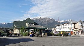 Image illustrative de l'article Gare de Jasper