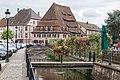 Canal de la Lauter et Maison du Sel, Wissembourg (Alsace, France).jpg